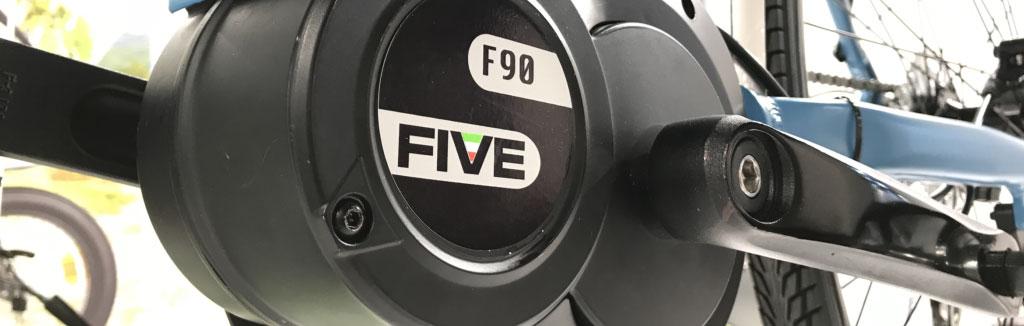 motore FIVE F90 per ebike